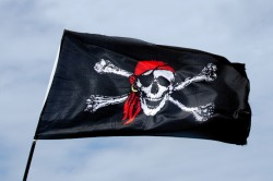 Online Piracy Flag