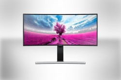 Samsung ultra-wide monitor