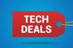 Tech Deals Specials blue
