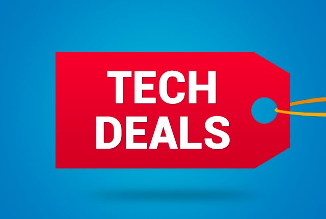 Great tech deals from Takealot and Dion Wired