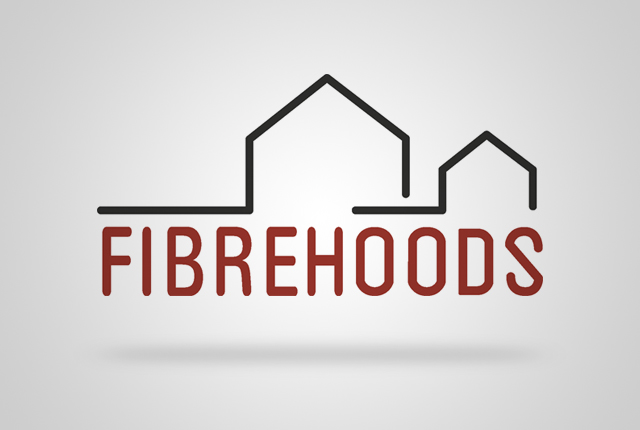 Fibrehoods deploying aerial FTTH in Gauteng suburb