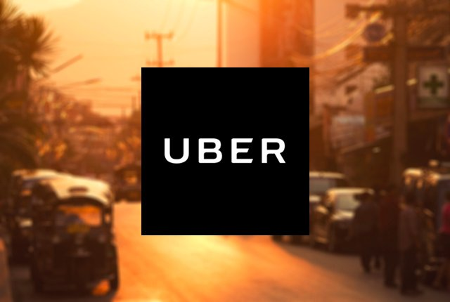 Uber light city logo