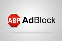 AdBlock Plus floating logo