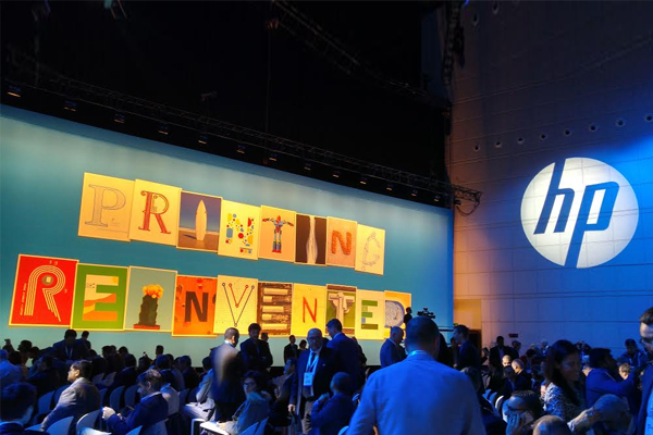 HP Printing Reinvented launch