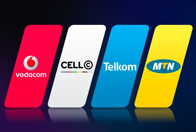 Mobile subscriber numbers in South Africa