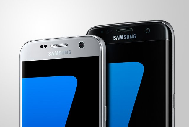 Where is Android 7 for the Samsung Galaxy S7 in South Africa?