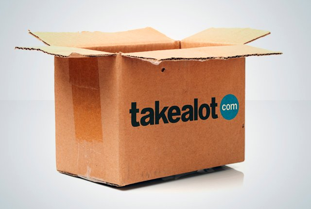 Win with Takealot and MyBroadband