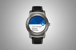 Android Wear Outlook