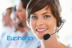 Euphoria call centre