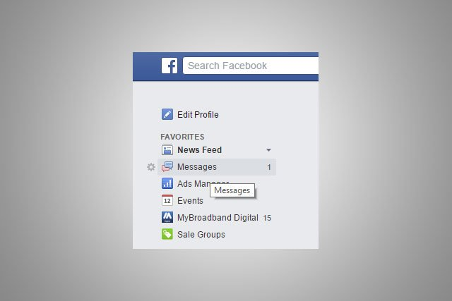 How to see your hidden Facebook messages