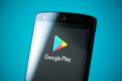 Google Play on Phone