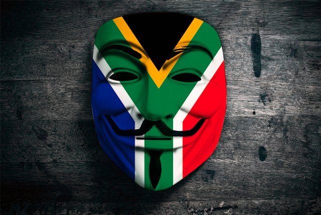 Anonymous hacks Saab Grintek Defence in South Africa