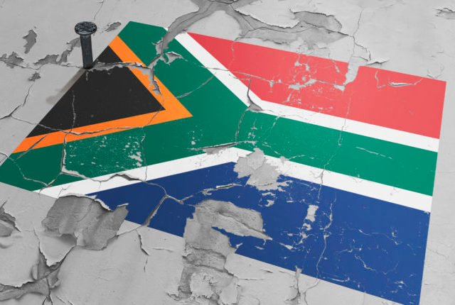 What happens if South Africa is downgraded to junk