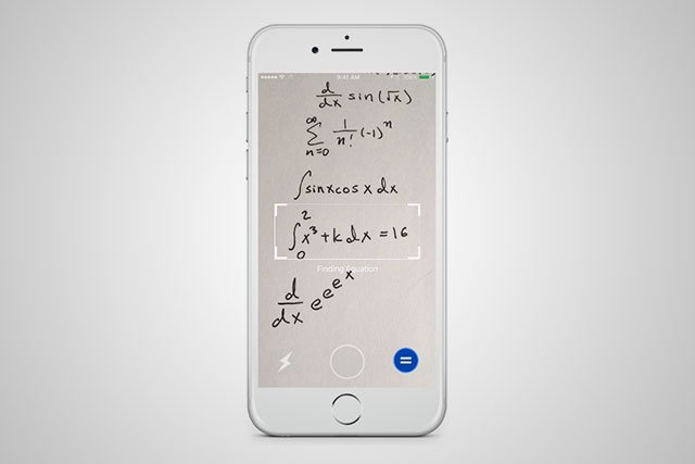 Mathpix solves any maths equation – just point your phone at it
