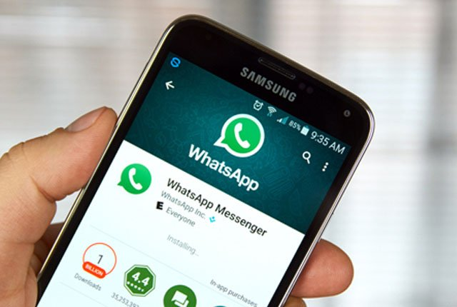 WhatsApp for Android tests GIF update