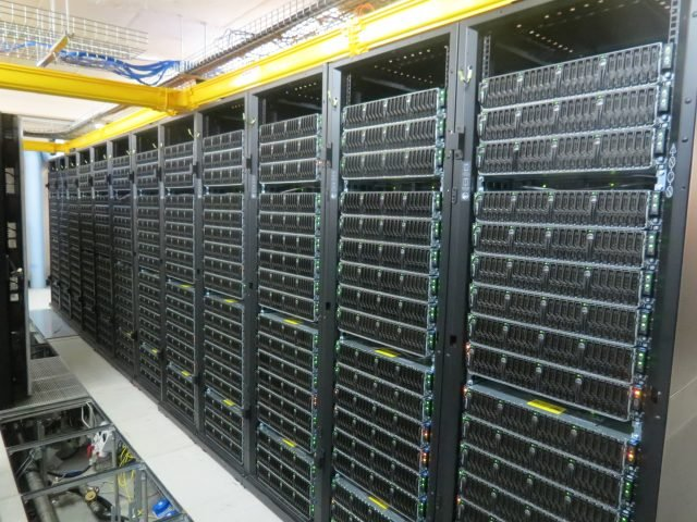 Lengau supercomputer