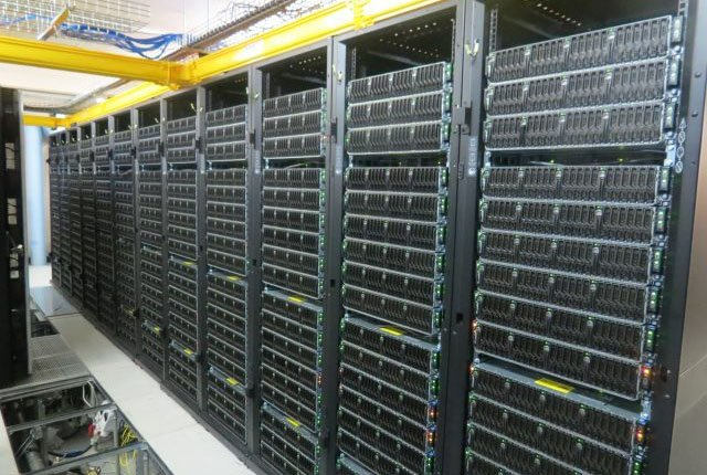 European Union  wants world's fastest supercomputer by 2023 for €1B