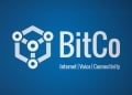 BitCo wall logo