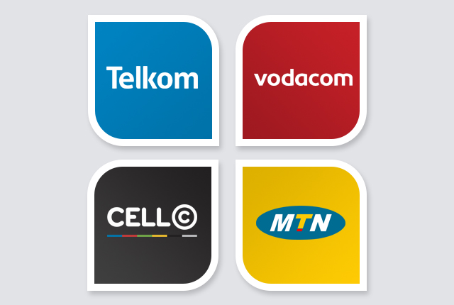Minimum data charges on Vodacom and MTN
