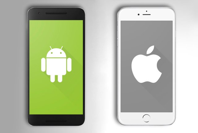 Android versus iOS in South Africa