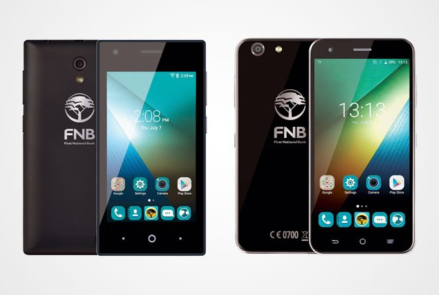 FNB launching its own smartphones