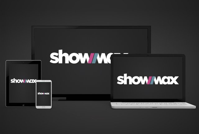 Showmax logo dark