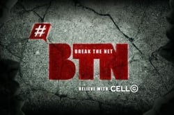 Cell C Break the Net