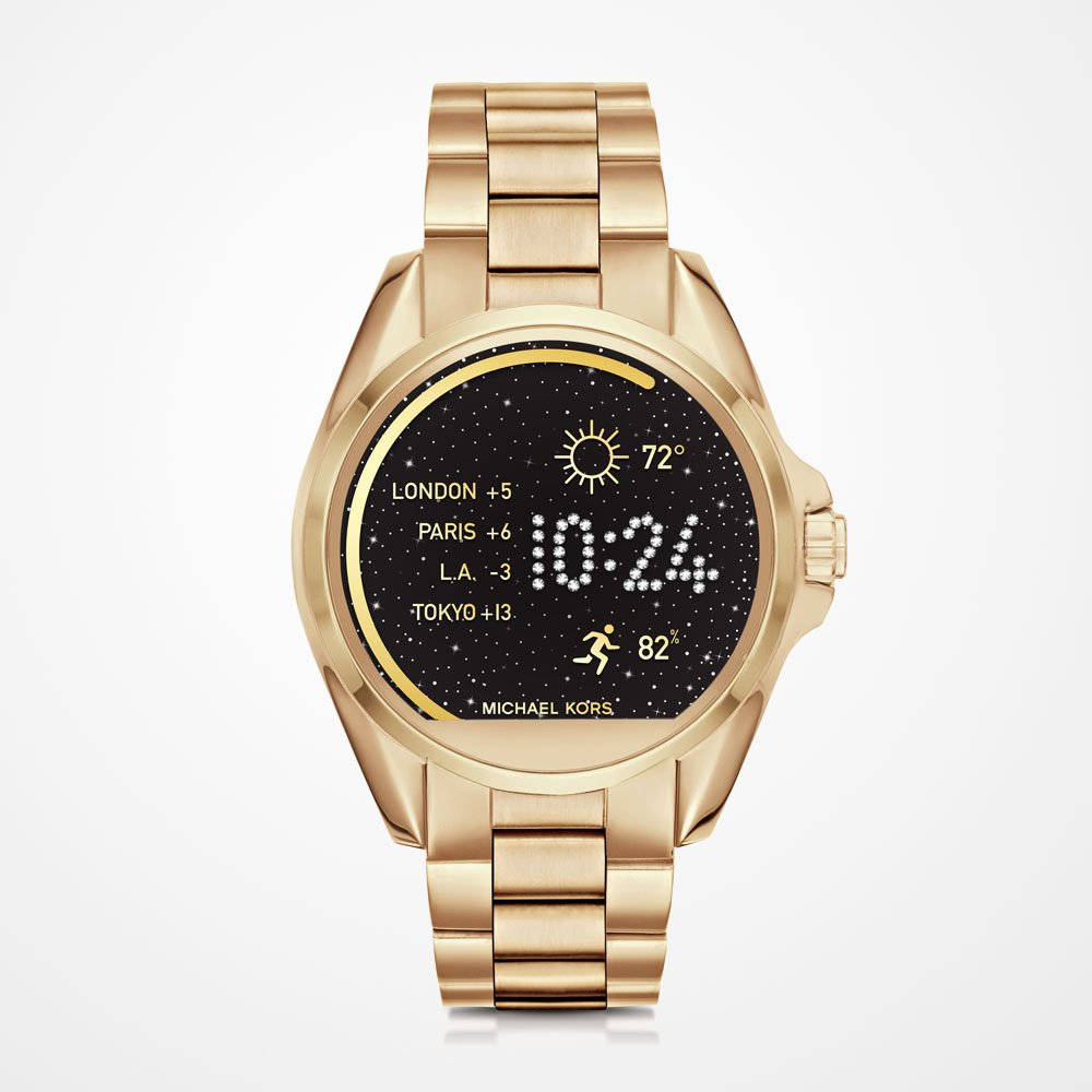 Michael Kors launches new luxury smartwatches