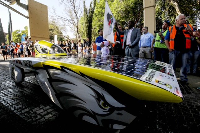 Two solar car records broken in South Africa