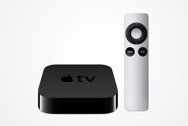 Apple sued over technology in Apple TVs