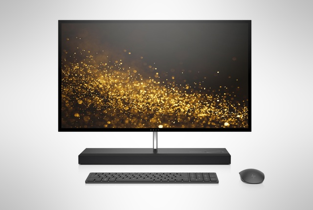 HP unveils Envy 27 All In One PC