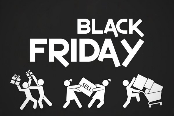 OneDayOnly's guide to surviving #BlackFriday