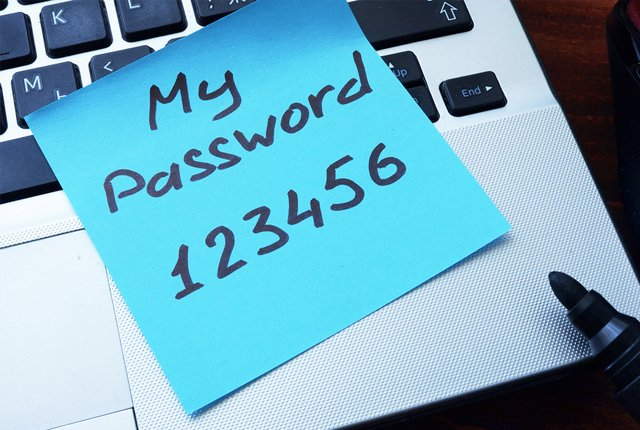 What to do when your username and password are leaked