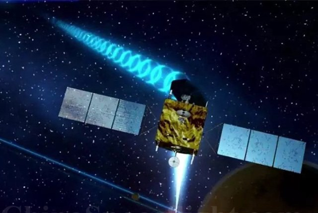 "China sends ""unbreakable"" quantum code from satellite"