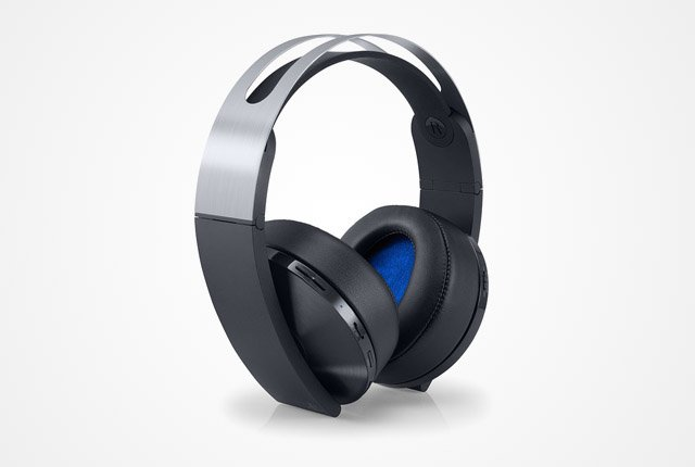 PlayStation 4 Platinum Wireless Headset – launch date and price