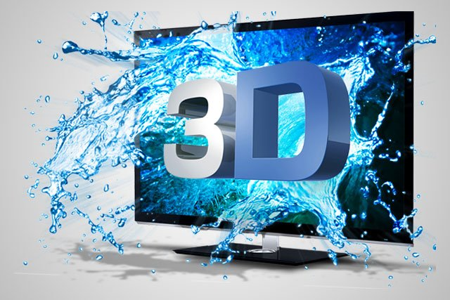 3D TV is dead, finally