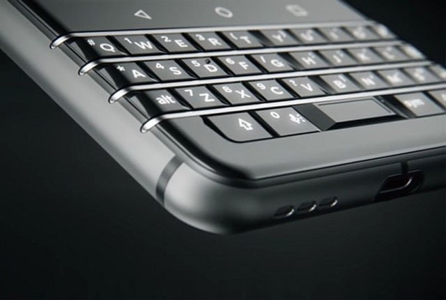 BlackBerry reports Q2 profit, higher sales from software and services