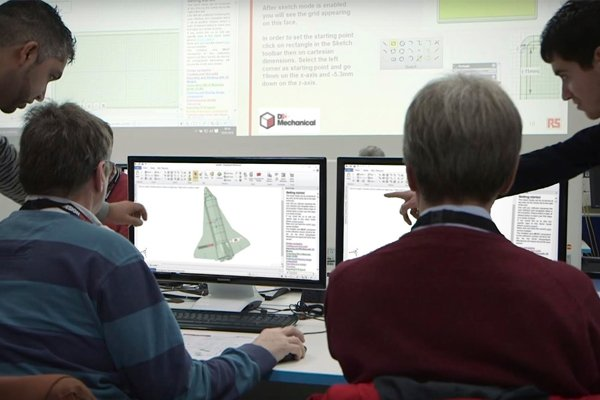 RS Components reveals wide industry acceptance of DesignSpark Mechanical with 200,000 user activations of free-for-download 3D design software