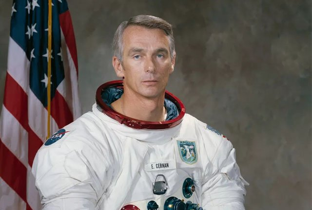 Last man to walk on the moon dies at 82