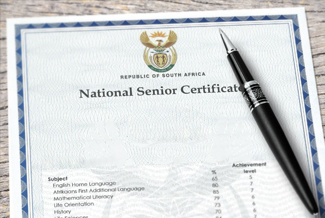 South Africa's latest matric pass rate – 8%