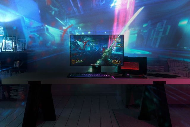 Razer's new 4K projector turns your room into a massive screen
