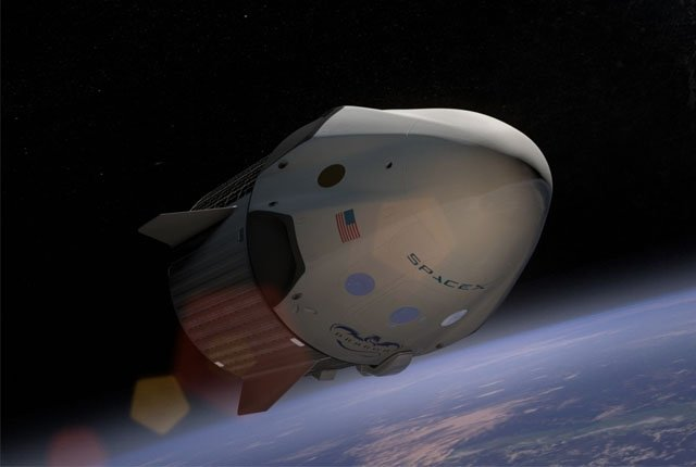 NASA says SpaceX's first passenger capsule is ready for test launch
