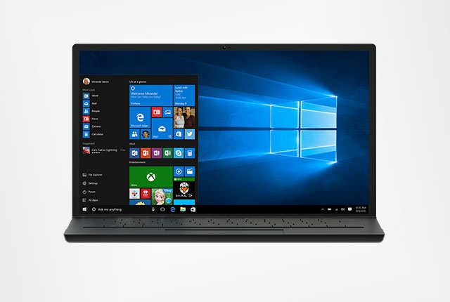 Microsoft begins testing big Windows 10 update
