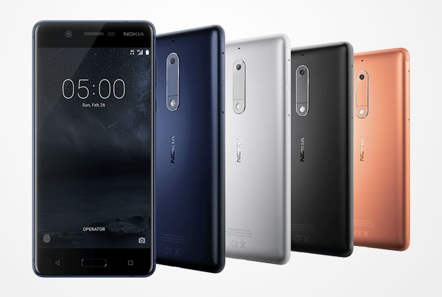 Nokia to launch flagship Android smartphone