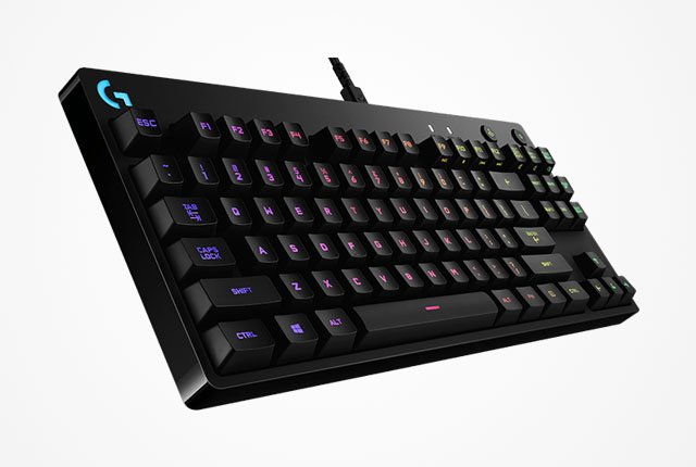 New Logitech G Pro gaming keyboard – South African pricing