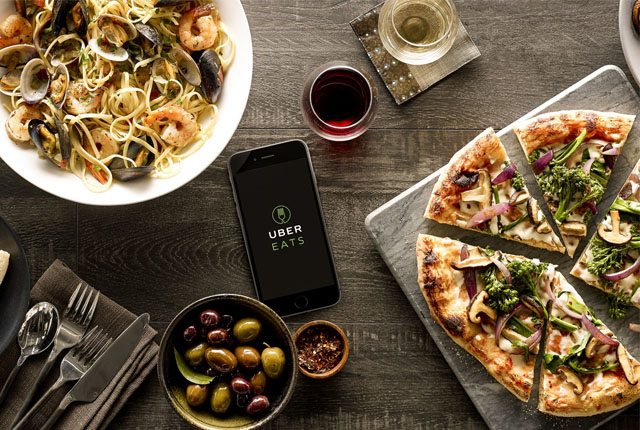 Uber Eats launches new Dine-in feature