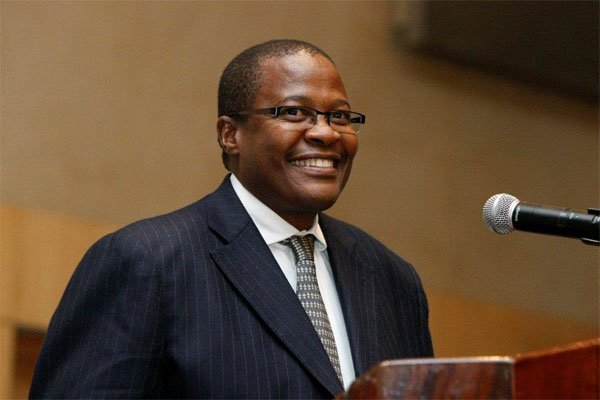 Brian Molefe's military career is over