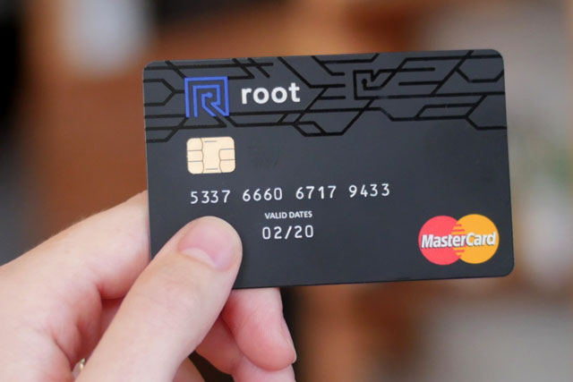 Root – A revolutionary, programmable credit card for South Africa