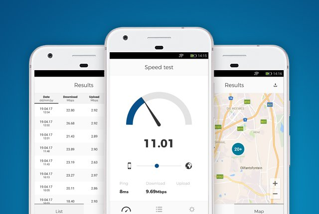 South African suburbs with the fastest mobile speeds