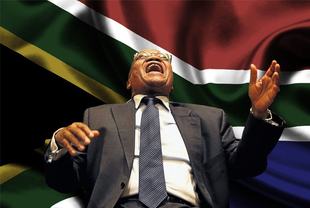 Zuma's crazy R40-billion free education plan